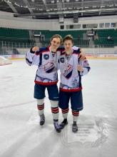 Студенты ДВГАФК – финалисты Чемпионата Высшей хоккейной лиги!