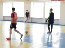 Результаты турнира по мини-футболу среди проживающих в общежитии!