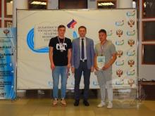 Результаты соревнований по многоборью ГТО Спартакиады «ДВГАФК-2021»